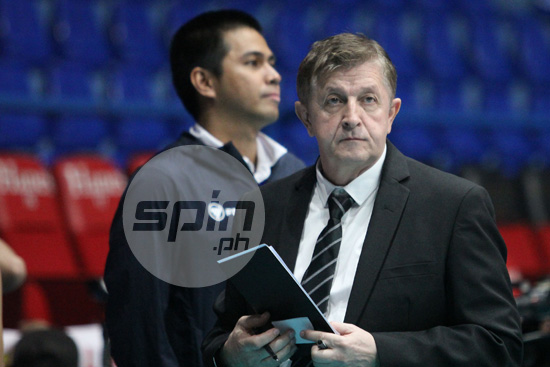 Moro Branislav weighing offers from three PSL teams after quitting as Foton coach