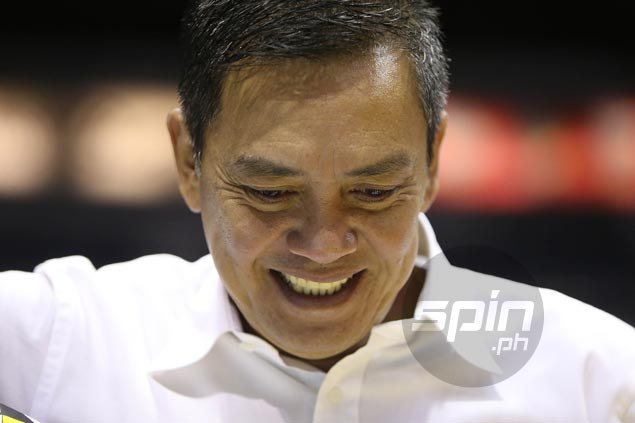 Winless season averted, Boy Sablan believes he has done well for UST Tigers: 'I did my part. I did my best'