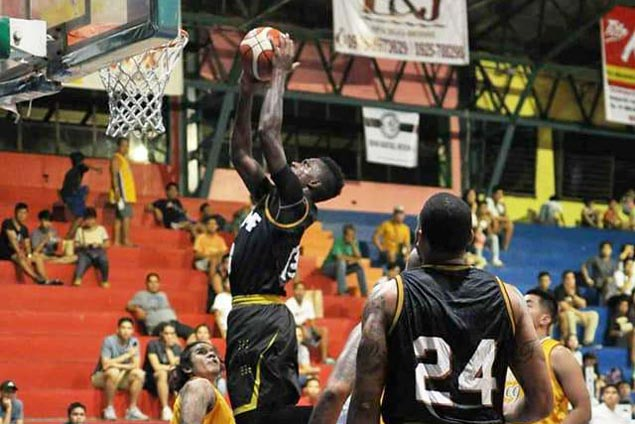 R. Lapid's bounces back with victory over erstwhile unbeaten Road Warriors in MCBL