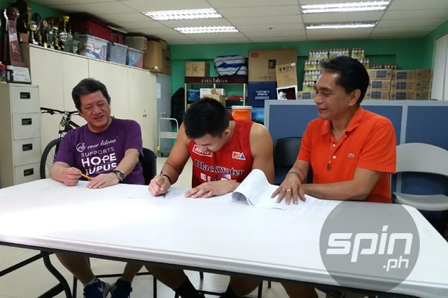 Raymar Jose vows to work for every cent in three-year, P8.5M max contract