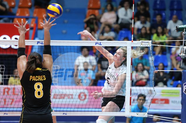 Sta. Lucia notches first victory, keeps Victoria Sports-UST winless in Super Liga Grand Prix