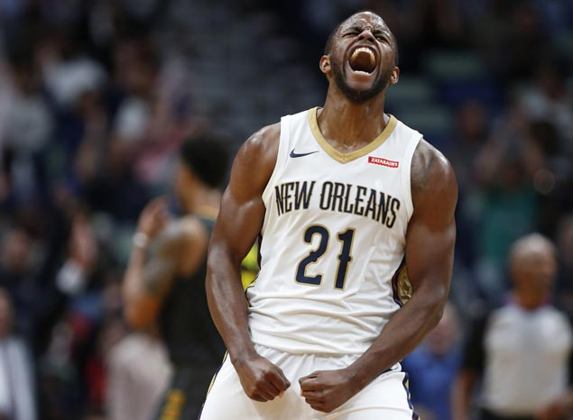 Darius Miller hits four triples in fourth as Pelicans survive sloppy play to edge lowly Hawks