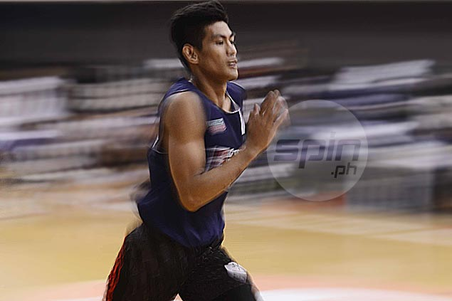 Leo Isaac feels 'draft steal' Renz Palma has what it takes to be lockdown defender
