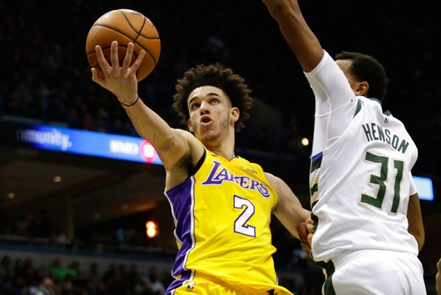 Doubts linger but believe me, Lonzo Ball will be just fine