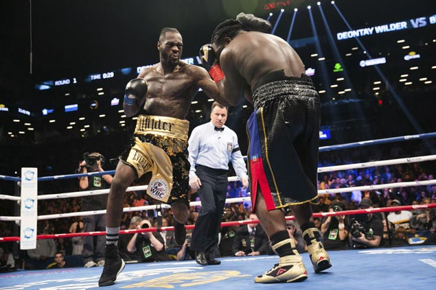 Deontay Wilder calls out Anthony Joshua anew for heavyweight unification superfight