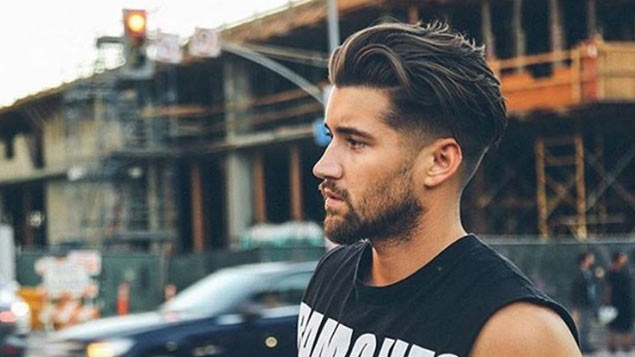 Want to end the year with a bang? Try a new look with these handsome hairstyles