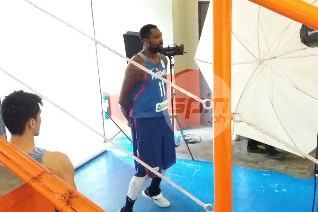 Gilas Pilipinas at full strength as Andray Blatche takes part in first practice