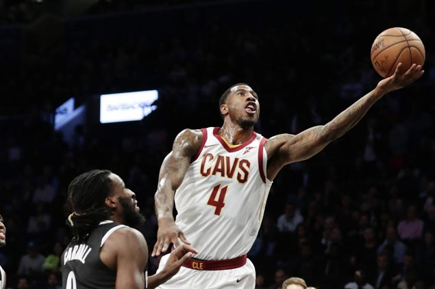 Another big blow for Cavaliers as Iman Shumpert to miss a week with knee injury