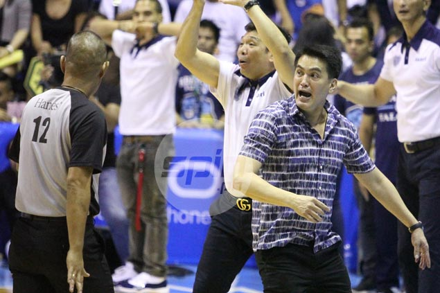 UAAP suspends three referees as Adamson Falcons file protest after loss to La Salle