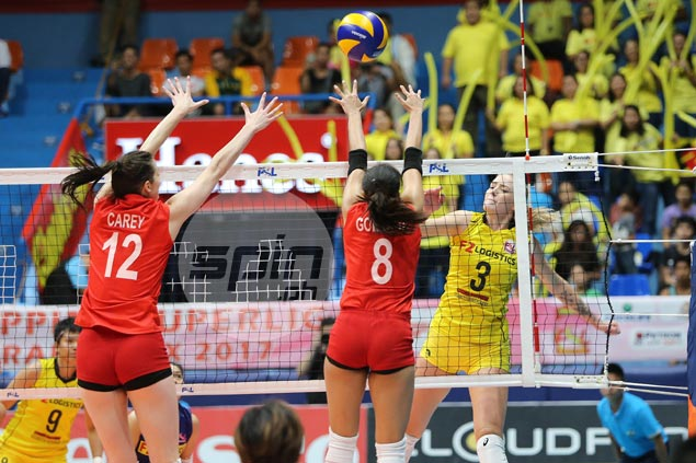 F2 Logistics stretches win run to six as Cignal suffers double blow after Gonzaga injury