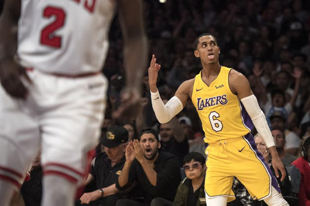 National Basketball Association wrap: Second-half rally drives Lakers past Bulls