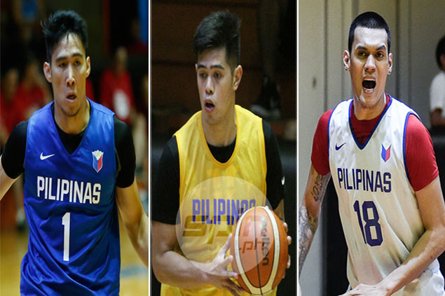 No hard feelings as late cuts Almazan, Cruz, Belo re-affirm commitment to Gilas