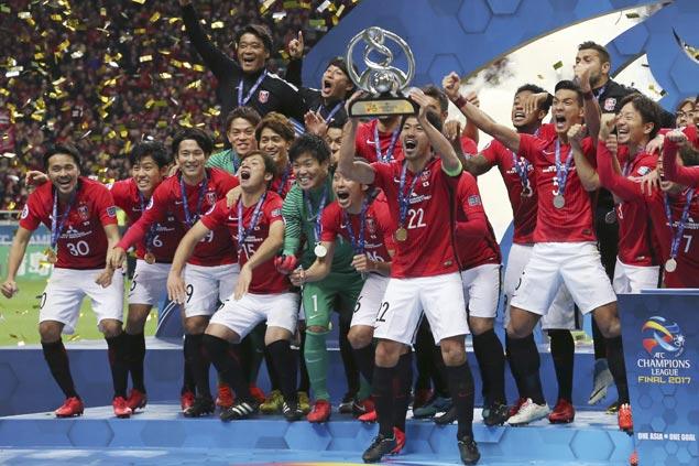Silva scores as Urawa wins 2nd Asian Champions League title