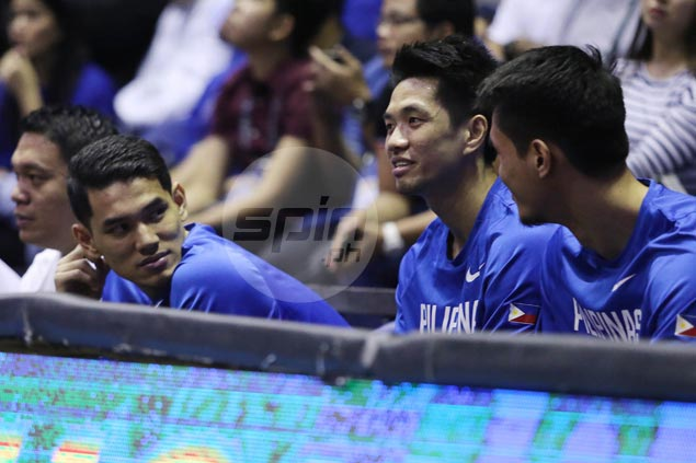 Sacrifice doesn't go unnoticed for seldom-used Gilas subs Maliksi, Rosario, Alas
