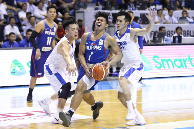 'Game-changer' Kiefer Ravena draws praise from Gilas elder Jayson Castro