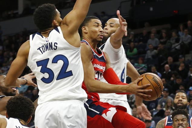 Minnesota Timberwolves vs. Washington Wizards - 11/28/17 NBA Pick, Odds, and Prediction