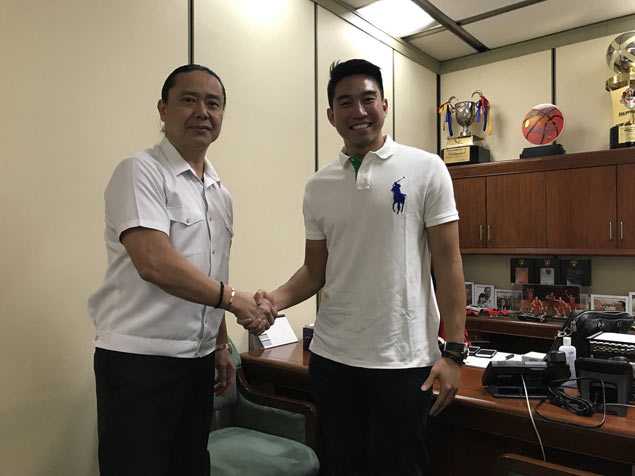 Jett Manuel officially a King after signing one-year rookie contract with Ginebra
