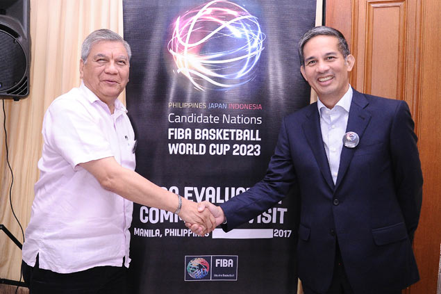 PH confident it has put together 'compelling proposition' to Fiba for 2023 World Cup hosting