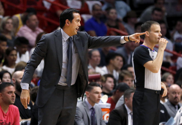 Catching up with coach Spo