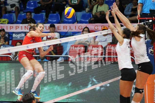 Petron survives giant scare from Generika-Ayala to reach PSL Grand Prix semifinals