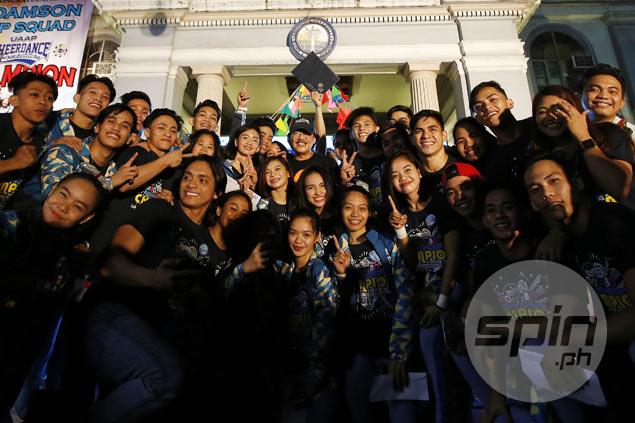 VST & Co. thankful to see its songs introduced to millennials by winning Adamson routine