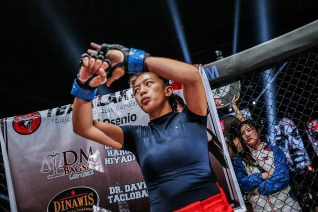 After securing diploma, April Osenio bids to kickstart MMA career in Thailand card