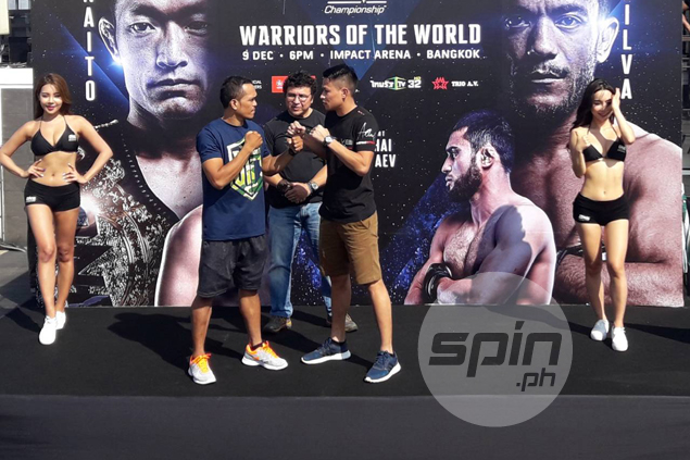 Favored Thai foe holds no fear for Pinoy fighter Jimmy Yabo ahead of ONE Bangkok face-off
