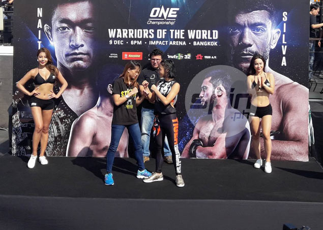 Rome Trinidad unfazed by hostile crowd in bout vs Bangkok heroine Ishige