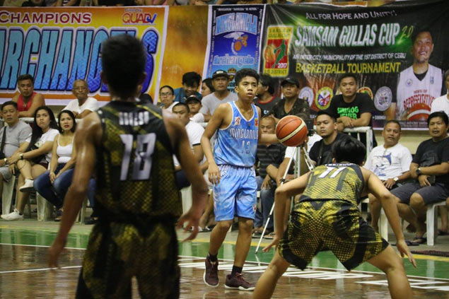 Cebu teen Steve Nash Enriquez turns heads to back up famous name, PBA pedigree