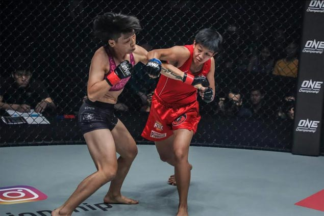 Filipino fighters wiped out as Rome Trinidad, April Osenio fall one after the other