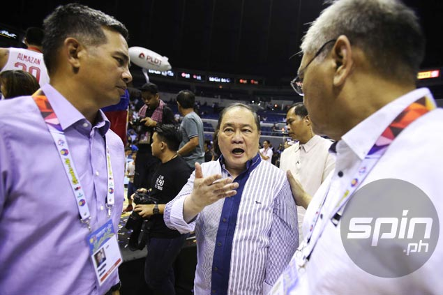 SBP counting on full government support for country's hosting of 2023 Fiba World Cup