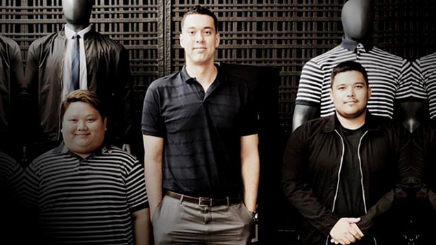 Greg Slaughter dishes tips for bigger, taller men to stand out in style