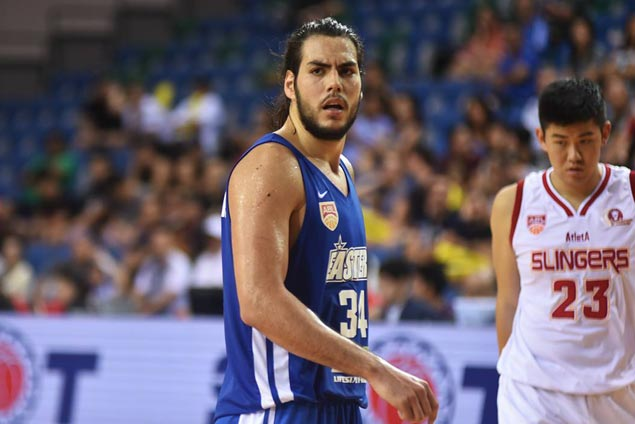 Sky's the limit for 'halimaw' Standhardinger and Fajardo in PBA, says ex-PBA import