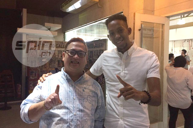 Coach explains why PBA D-League top draft pick Owen Graham left out of AMA lineup