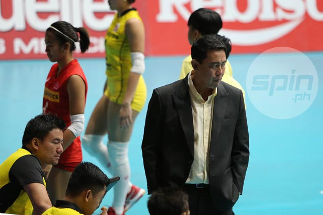 Ramil de Jesus quick to admit Petron the better team in finals opener but urges F2 to bounce back