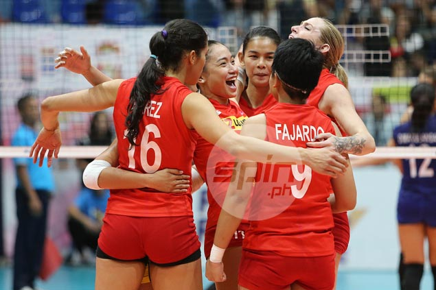 Cha Cruz leads fightback as F2 Logistics drags Petron into winner-take-all Game 3