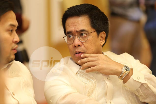 Transition team to run PBA affairs as Chito Narvasa set to step down, says source