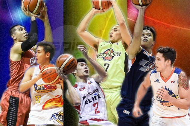 Ateneo pads lead as top school with most active PBA players, but FEU, San Beda keep pace