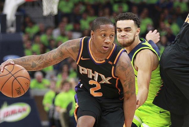 Isaiah Canaan steady from the stripe in endgame as Suns rally to beat Timberwolves