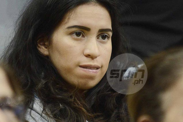 UST tempering expectations as Milena Alessandrini joins Tigresses in practice