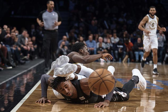 Victor Oladipo takes charge as Pacers assert mastery over Nets