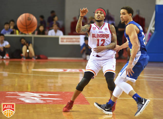 After bouncing around the PBA, AJ Mandani finally feels right at home with Slingers