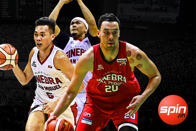 PBA Preview: Full-strength Ginebra looks to live up to tag as biggest threat to SMB's PH Cup reign