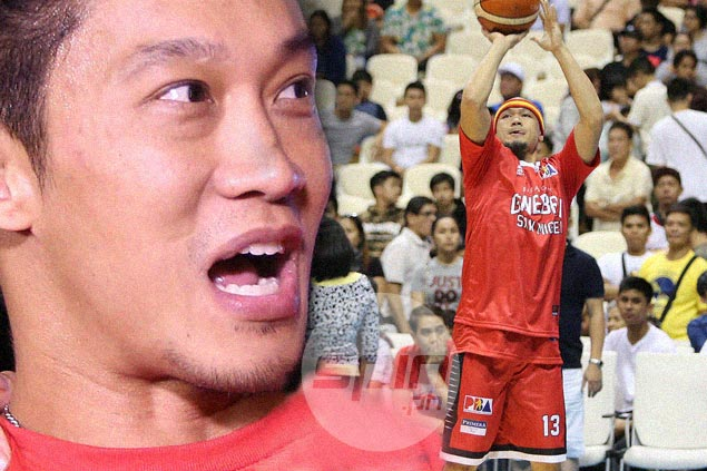 JayJay Helterbrand touched by pal Mark Caguioa's jersey tribute