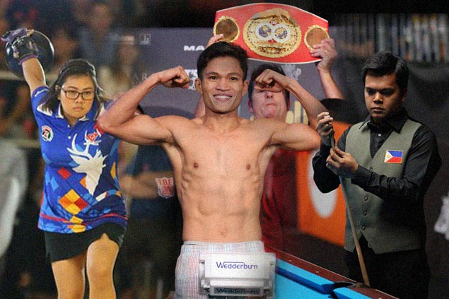 Biado, Ancajas, Tabora in line for top awards as PSA fetes best and brightest of 2017