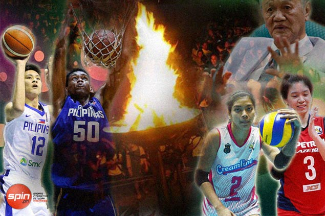 How about a Gilas pool led by Edu and Paras, a real championship bonfire for UP
