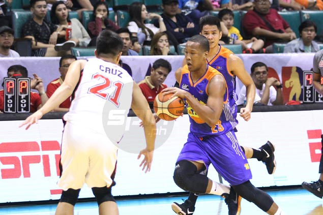 A DNP in Katropa's season opener, rookie Sidney Onwubere makes solid debut and vows to continue to improve