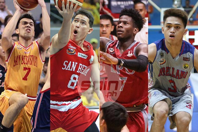 Look back at the most unforgettable battles in a memorable NCAA Season 93