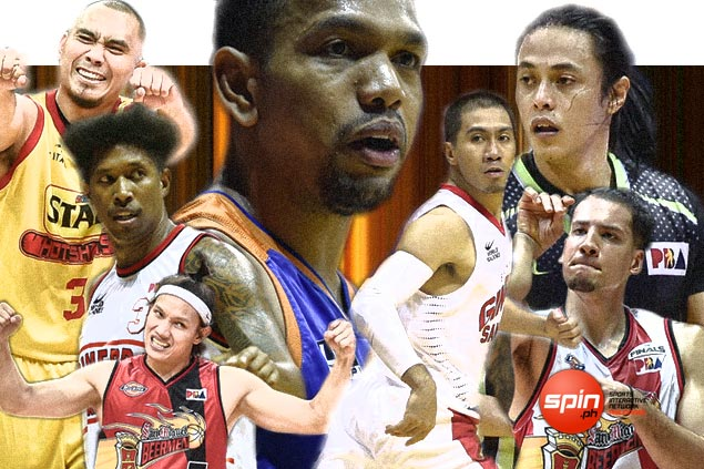 As the year comes to a close, let's honor the seven best closers in PBA for 2017