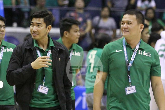 Longtime assistant Louie Gonzalez appointed La Salle coach after Aldin Ayo exit